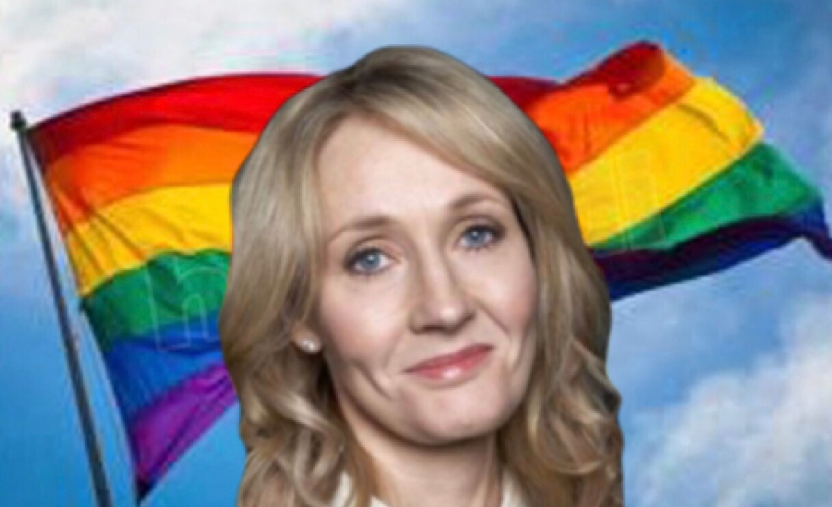 JK Rowling: Harry Potter Is Actually Pretty GayToo