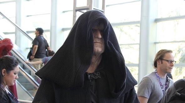 Emperor Refuses To Admit Death Star Was BlownUp