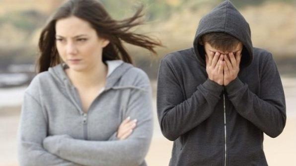 BREAKING NEWS: Couple Undergoes Nasty Breakup, According to UpstairsNeighbor