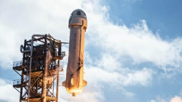 Giant Dick Rocket To Be Launched Into Orbit July20th